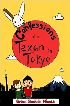 Confessions of a Texan in Tokyo cover